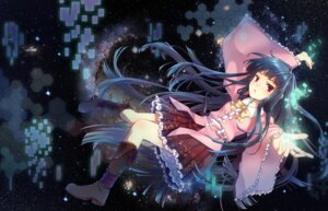Rating: Safe Score: 33 Tags: houraisan_kaguya touhou yezhi_na User: ddns001