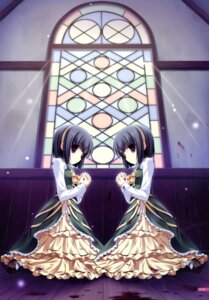 Rating: Questionable Score: 31 Tags: blood cabbit dress midori_no_umi rikuno sorane yukie User: Twinsenzw