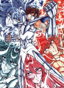 Rating: Safe Score: 6 Tags: andromeda_shun armor bandages bodysuit cygnus_hyoga dragon_shiryu kurumada_masami male pegasus_seiya phoenix_ikki saint_seiya User: Radioactive