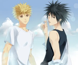Rating: Safe Score: 1 Tags: amano_ginji get_backers male mido_ban papillon10 User: charunetra