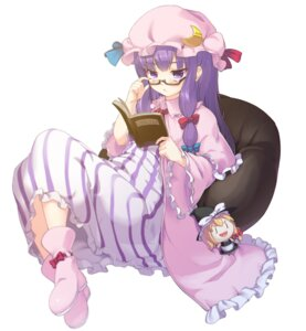 Rating: Safe Score: 30 Tags: chibi kirisame_marisa megane patchouli_knowledge tagme touhou User: nphuongsun93