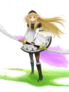 Rating: Safe Score: 3 Tags: elf fantasy_earth_zero pantyhose penpen pointy_ears User: charunetra