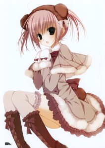 Rating: Safe Score: 38 Tags: inugami_kira thighhighs User: Hatsukoi