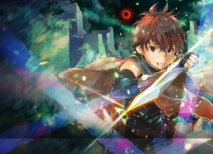 Rating: Safe Score: 21 Tags: hai_to_gensou_no_grimgar haruhiro male User: Jabmoya