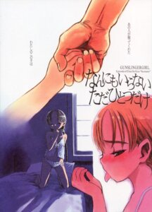 Rating: Explicit Score: 13 Tags: elsa gunslinger_girl loli paper_texture sasahara_yuuki User: petopeto