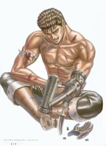 Rating: Safe Score: 4 Tags: berserk guts male miura_kentarou User: Radioactive