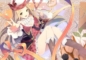 Rating: Safe Score: 33 Tags: cleavage granblue_fantasy heels yoshino_ryou User: nphuongsun93