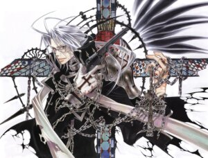 Rating: Safe Score: 3 Tags: abel_nightroad kyuujou_kiyo male trinity_blood User: Radioactive