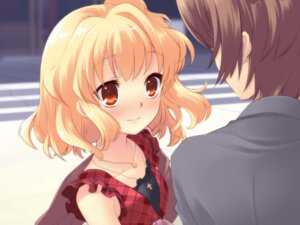 Rating: Safe Score: 34 Tags: flyable_heart game_cg ito_noizi katsuragi_shou sumeragi_amane unisonshift User: Radioactive
