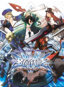 Rating: Safe Score: 5 Tags: blazblue hazama kisaragi_jin noel_vermillion ragna_the_bloodedge tsubaki_yayoi User: Radioactive