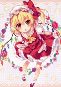 Rating: Safe Score: 67 Tags: eterna-radiare flandre_scarlet riichu touhou wings User: Mr_GT