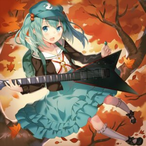 Rating: Safe Score: 34 Tags: guitar kawashiro_nitori rie seifuku touhou User: Mr_GT