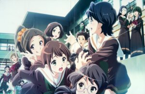 Rating: Safe Score: 20 Tags: crease fixme hibike!_euphonium ikeda_shouko megane seifuku User: fireattack