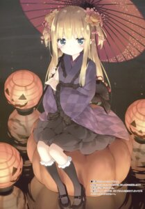 Rating: Safe Score: 57 Tags: halloween lolita_fashion luminocity peco shimotsuki_potofu wa_lolita User: Twinsenzw