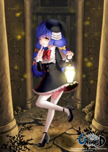 Rating: Safe Score: 16 Tags: ass black_joa dress heels thighhighs unleashed User: charunetra