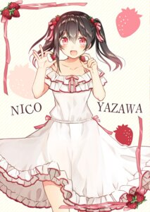 Rating: Safe Score: 6 Tags: dress love_live! skirt_lift tagme yazawa_nico User: Radioactive