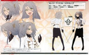 Rating: Safe Score: 19 Tags: character_design fate/apocrypha fate/stay_night heels konoe_ototsugu megane pantyhose sword type-moon uniform User: 逍遥游