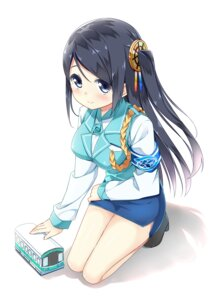Rating: Safe Score: 40 Tags: feet hatsunatsu heels hsiao_chiung_(k.r.t.girls) uniform User: fairyren