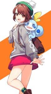 Rating: Safe Score: 17 Tags: arisaka_ako dress pokemon_sword_and_shield sobble yuuri_(pokemon) User: Dreista