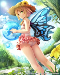 Rating: Safe Score: 82 Tags: ass lost_crusade namaru swimsuits wings User: VinnieSalmonella