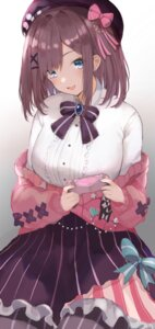 Rating: Safe Score: 22 Tags: nijisanji sorotu suzuhara_ruru sweater User: Dreista