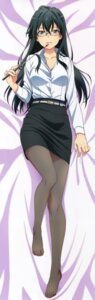 Rating: Safe Score: 69 Tags: dakimakura dress_shirt megane open_shirt tagme yahari_ore_no_seishun_lovecome_wa_machigatteiru. yukinoshita_yukino User: DDD