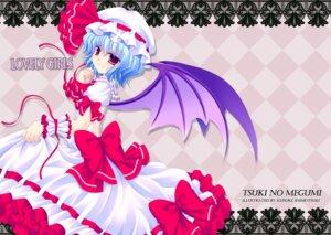 Rating: Safe Score: 16 Tags: remilia_scarlet shimotsuki_keisuke touhou wings User: 椎名深夏