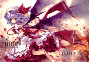 Rating: Safe Score: 6 Tags: capura.l crease eternal_phantasia remilia_scarlet touhou User: midzki