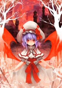 Rating: Safe Score: 18 Tags: nanashina remilia_scarlet touhou wings User: Nekotsúh