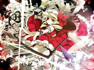 Rating: Safe Score: 6 Tags: flandre_scarlet touhou uki wallpaper User: Ayu*nyan