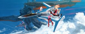 Rating: Safe Score: 36 Tags: dress freyja_wion hayate_immelmann heels macross_delta mecha mirage_farina_jenius thighhighs tommy830219 User: Mr_GT