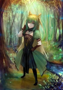 Rating: Safe Score: 18 Tags: animal_ears archer_of_red cleavage dress fate/apocrypha fate/stay_night kaze_minoru_so-ru User: Михайлович