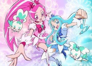 Rating: Safe Score: 12 Tags: coffret hanasaki_tsubomi heartcatch_pretty_cure! kurumi_erika pretty_cure shypre umakoshi_yoshihiko User: Radioactive