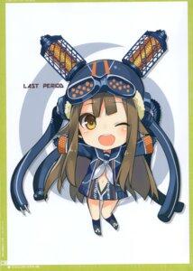 Rating: Questionable Score: 10 Tags: iona_(last_period) last_period mishima_kurone User: kiyoe