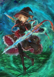 Rating: Safe Score: 23 Tags: pantyhose sword witch yashiron2011 User: Mr_GT