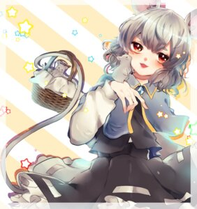 Rating: Safe Score: 8 Tags: dress nazrin suzune_hapinesu touhou User: BattlequeenYume