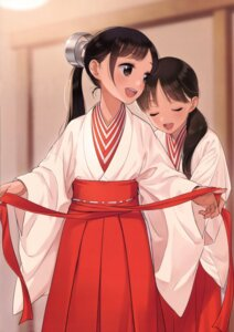 Rating: Safe Score: 47 Tags: canvas_(morikura_en) miko morikura_en User: Twinsenzw