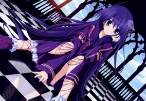 Rating: Safe Score: 88 Tags: fixed nazo_no_shoujo tsukinon tsukisome_no_kasa User: petopeto