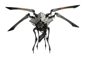 Rating: Safe Score: 8 Tags: gia gun mecha wings User: SciFi