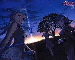 Rating: Safe Score: 23 Tags: aoba_tsugumi kannagi_crazy_shrine_maidens nagi zange User: Radioactive