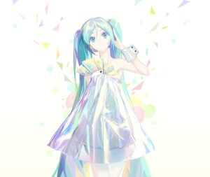Rating: Safe Score: 31 Tags: dress hatsune_miku vocaloid yyb User: yanis