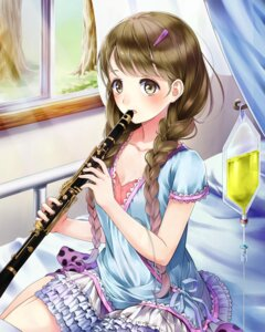 Rating: Safe Score: 26 Tags: cleavage school_fanfare User: saemonnokami