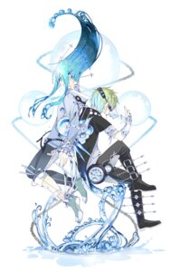 Rating: Safe Score: 32 Tags: kagerou_project kano_shuuya kido_tsubomi mekakucity_actors sennro User: zero|fade