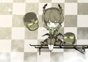 Rating: Safe Score: 48 Tags: black_rock_shooter blade chibi dead_master vocaloid User: fairyren