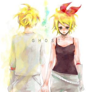 Rating: Safe Score: 7 Tags: kagamine_len kagamine_rin ntk vocaloid User: charunetra