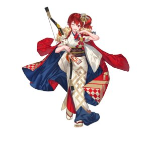 Rating: Questionable Score: 11 Tags: anna_(fire_emblem) fire_emblem fire_emblem_heroes hanekoto kimono neko nintendo weapon User: fly24