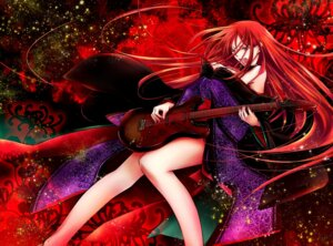 Rating: Safe Score: 11 Tags: guitar namine_ritsu shiraou trap utau User: Amperrior