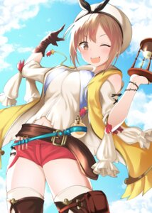 Rating: Safe Score: 22 Tags: atelier atelier_ryza oywj reisalin_stout thighhighs User: mash