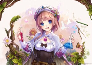 Rating: Safe Score: 21 Tags: atelier atelier_rorona cleavage rorolina_frixell un_s User: Mr_GT