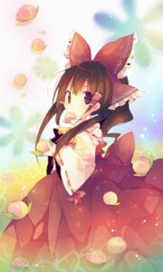 Rating: Safe Score: 19 Tags: ana hakurei_reimu touhou User: fireattack